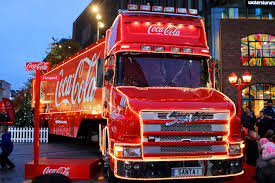 Coke Can Six Flags Demand To Ban Coca Cola Christmas Truck Because It U0027encourages