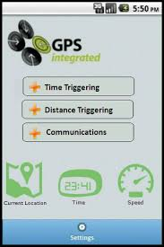 gps tracking application on android gps integrated gps