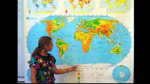 United States Longitude Latitude Map by Geography Latitude Longitude Youtube
