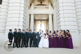 wedding photographers los angeles pasadena city st dominic catholic church brandview ballroom