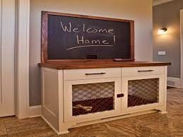 Crate Furniture Cushion Covers Dog Crate Furniture Diy Dog Kennel End Table Hide A Dog Crate