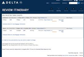 delta airlines baggage policy save big on award taxes and fees with virgin atlantic u2013 delta