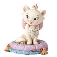 disney traditions aristocats marie mini statue enesco