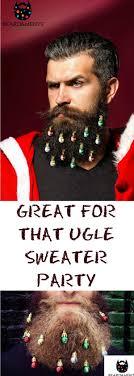 these bearded ornaments are so beardaments beard ornaments