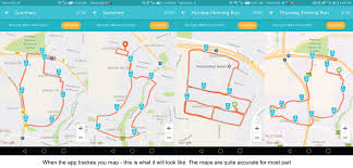 Map Your Run Running App Review Runkeeper Jbrobinblog