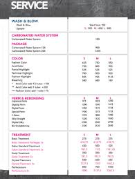 hairstyle price list beauty blog by deedee young japanese perm at one piece hair studio