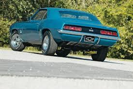 1969 camaro tail lights 1969 chevy camaro ss camaro performers magazine