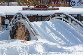 Six Flags In Winter Great Escape Amusement Park To Open Saturday The Daily Gazette