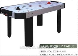 Air Hockey Table Dimensions by Classic Sport Air Hockey Table Classic Sport Air Hockey Table