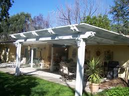 Open Patio Designs by Open Lattice Patio Covers Southern California