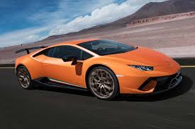 lamborghini front view lamborghini huracan performante arancio anthaeus front right