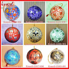 dance of tanzania handmade wholesale christmas ornament ball