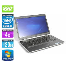 dell latitude e6430 i5 4go dell latitude e6430 i5 4go 120go ssd pc portable