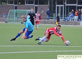 Bezirksliga Baden Baden Bezirksliga Buschbell Kantersieg Im Spiel Neun Gegen Neun