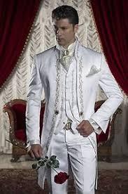 veste mariage 2017 vintage blanc pour homme 3 pièce mid veste pantalon gilet