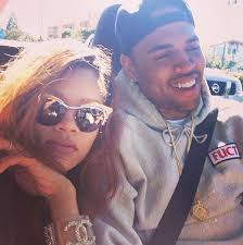 rihanna and chris brown squash split rumours with intimate