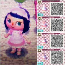 523 best acnl wearables images on pinterest qr codes animal