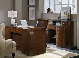 Office Executive Desk Furniture by Hooker Furniture Home Office Skyline Executive Desk 5336 10462