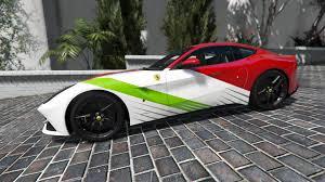 purple ferrari f12 ferrari f12 berlinetta 2013 driveclub livery gta5 mods com