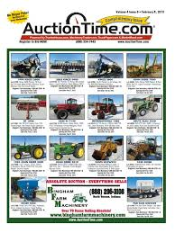 auction time magazine 31012013download trailer vehicle truck