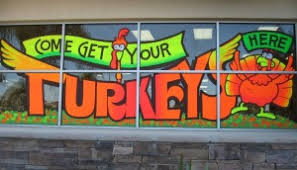 Thanksgiving Window Paintings Pages Archive Window Painting U0026 Sign Painting