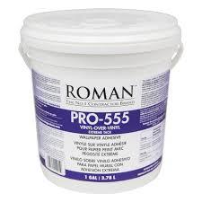 Adhesive Wallpaper by Roman Pro 555 1 Gal Extreme Tack Wallpaper Adhesive 011901 The