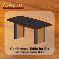 72 X 36 Conference Table Conference Table For Six Caretta Workspace