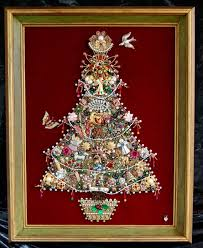 christmas hers 249 best jewelry christmas tree images on jewelry tree
