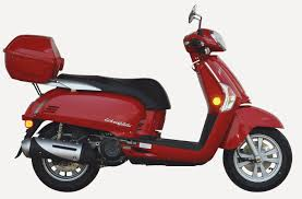 daelim s five parts motorcycles catalog with specifications