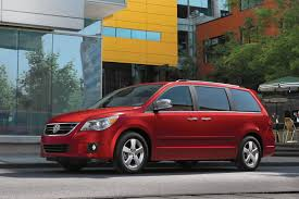 vw minivan volkswagen routan subject to the same recall as chrysler minivans