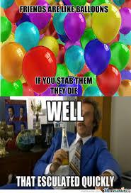 Balloon Memes - rmx just like balloons by ziakat7 meme center