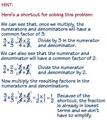 math problem fractions fractions multiplying fractions exles