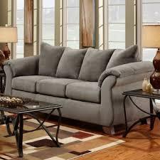 how long is a standard sofa high back couch wayfair