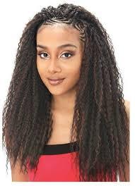braids in front hair in back brazilian curl 20 model model glance braid synthetic fiber long