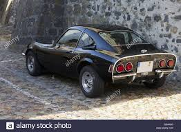 opel cars 1960 old german classic sport car opel gt stock photo royalty free