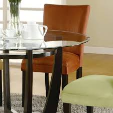 dining chairs microfiber parson dining chairs furniture classics