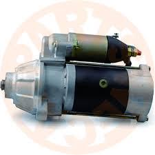 starter mitsubishi 6d16 engine excavator parts me077408 me077407
