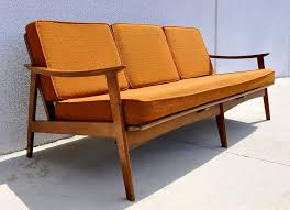 Mid Century Modern Furniture Sofa by Select Modern