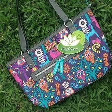 bloom bags 45 lilly bloom handbags bloom floral owl tote