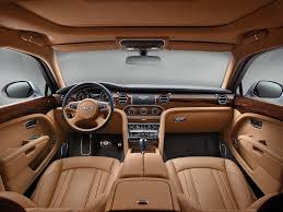bentley mulsanne u0027s luxurious interior the luxpad the latest