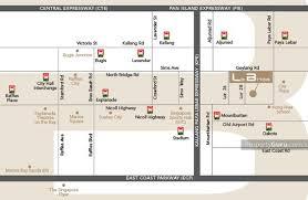 Bugis Junction Floor Plan La Brisa Condominium Details In Eunos Geylang Paya Lebar
