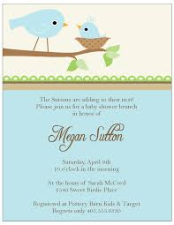 baby shower brunch invitation wording magnificent modern gift card baby shower invitation wording bird