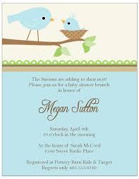 beautiful creation gift card baby shower invitation wording best