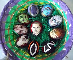 best decorated easter eggs 200 superbly decorated pop culture easter eggs
