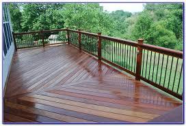 aluminum deck railing ideas decks home decorating ideas