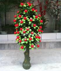 2017 plum leaf crab kumquat tree tree artificial tree derlook