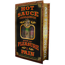 Challenge Sauce Sauce Challenge Book Of Pleasure