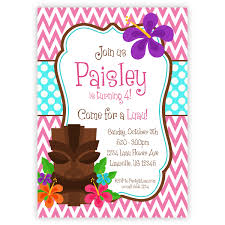 luau birthday party invitations u2013 gangcraft net