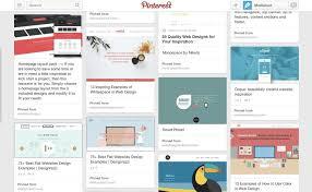 8 Best Web Design Inspiration Pinterest Boards — Medialoot
