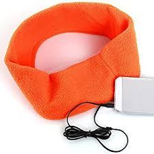Comfortable Sleeping Headphones Bei Wang Novelty Soft Comfortable Sleeping Headphones Sports